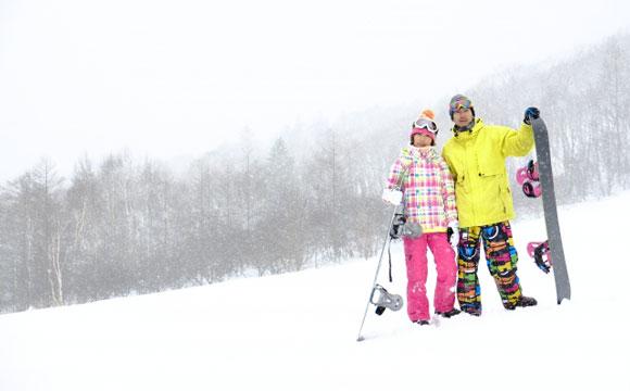 日向スキー場のご紹介♪