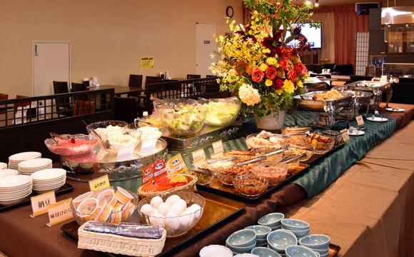 【4/26まで!期間限定】今だけお得な朝食無料プラン